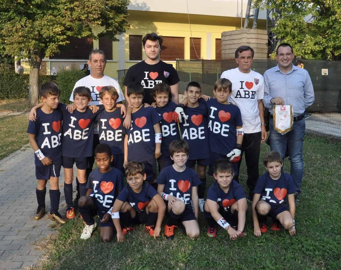 Il calcio è anche solidarietà: Uso Uragomella ABE