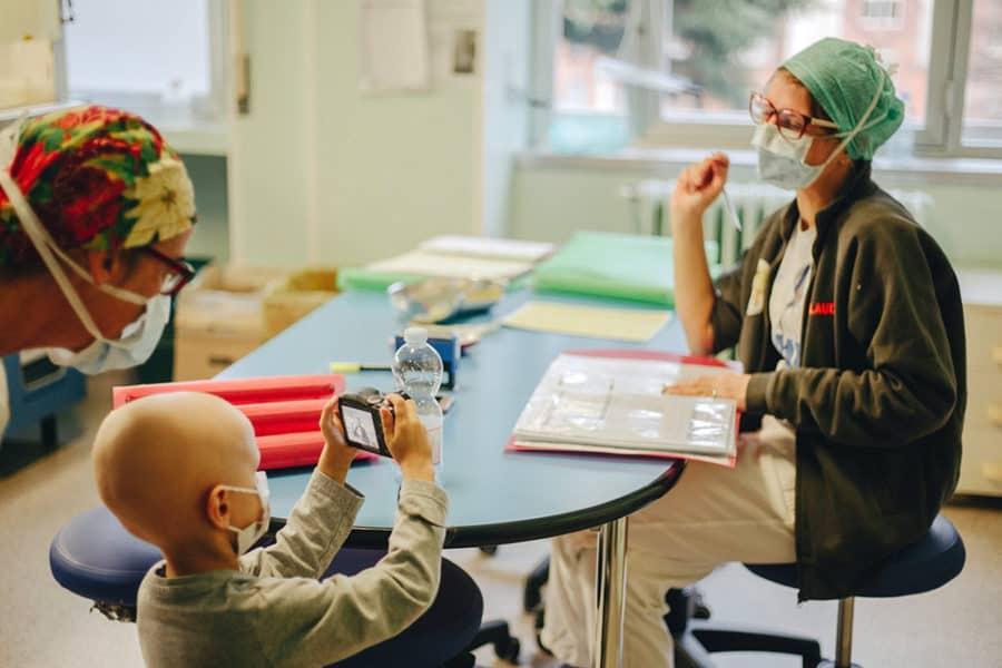Sostieni 3 Medici per l'Oncologia Pediatrica di BS