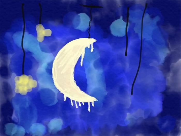 Accendiamo la Luna – Aurora