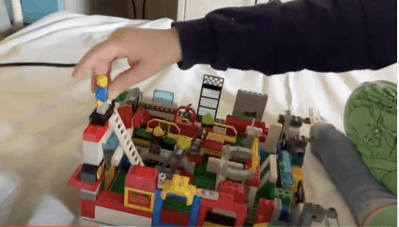 David Costruttore – 6 anni