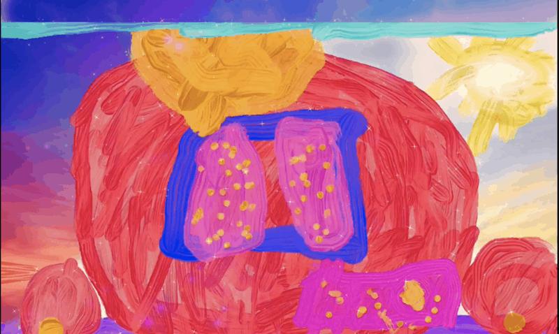 La carrozza e la lumaca – Giulia S. 5 anni