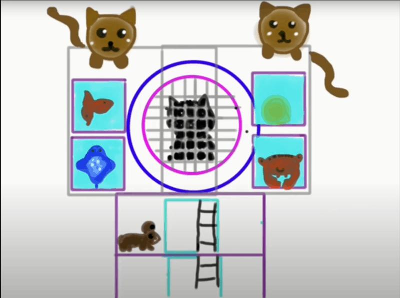 La casa degli animali – Giorgia 8 anni