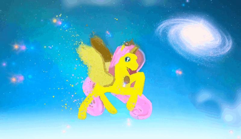Il mio mini pony – Eliana 8 anni