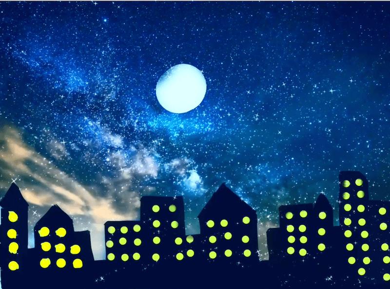 La notte illuminata – Doha 10 anni