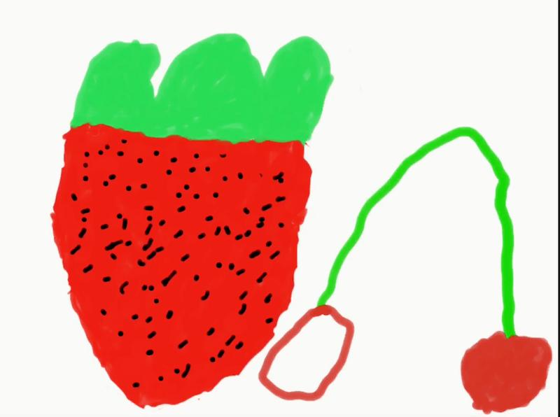La mia frutta preferita – Giulia S. 5 anni