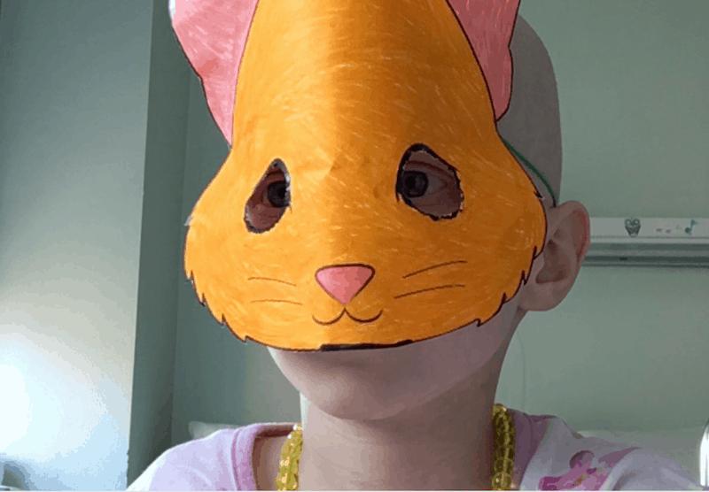 La mia gattina Minnie – Giulia S. 5 anni