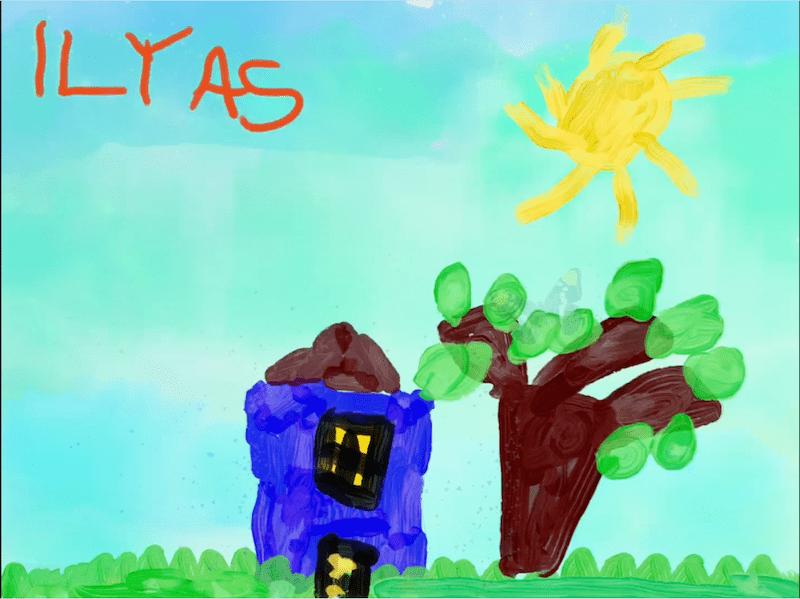 La casa di Ilyas – 5 anni