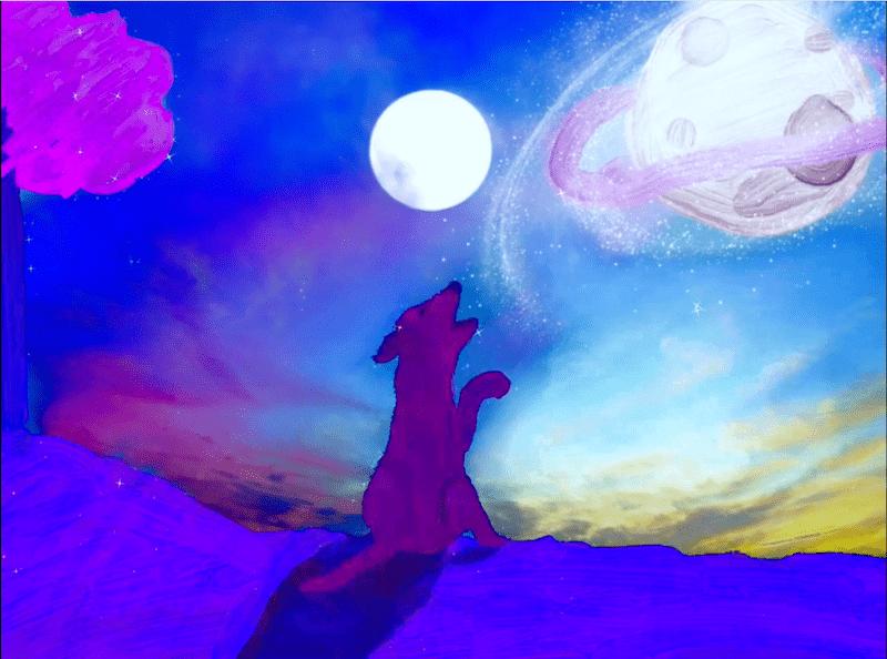 Il lupo fantastico – Bellefleure 11 anni